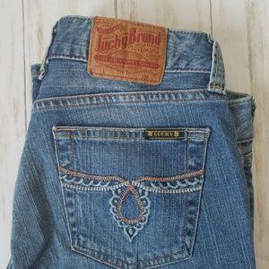 Lucky Brand Jeans - Lucky Brand Lola Farah Straight Jean